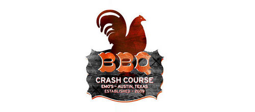 BBQ Crash Course fin logo