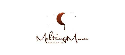 Melting Moon logo