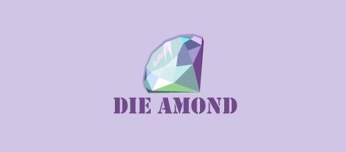 die amond logo
