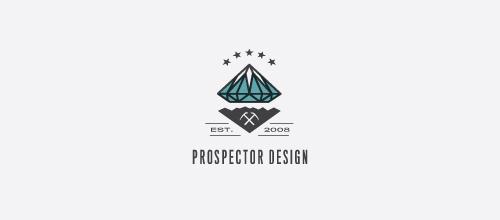 Prospector Design logo