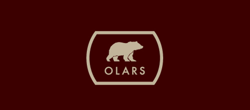 Olars Design Bear logo