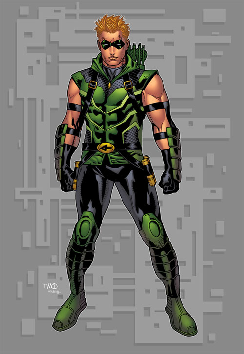 Green Arrow 2