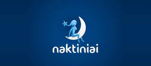 Naktiniai logo
