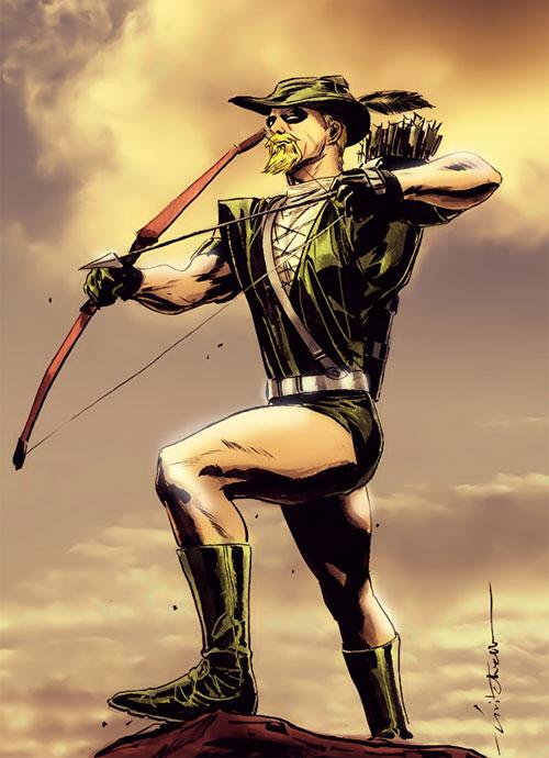 Arrow Green