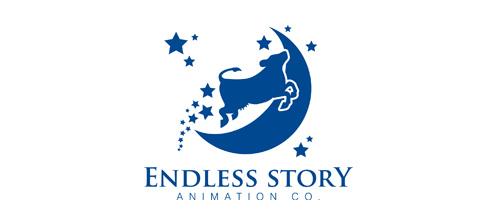 Endless Story Animation Co. logo