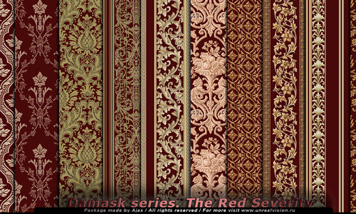 Damask the Red Severity