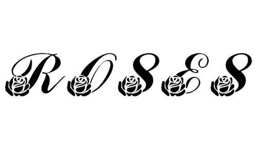 LMS Corinne's Roses font