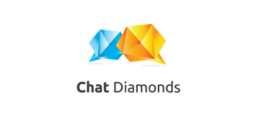 Chat Diamonds logo