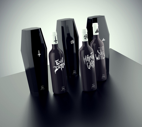 Possession - The Unholy Wine Collection