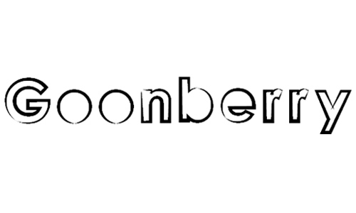 Goonberry Light font