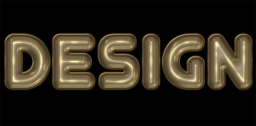 Create a Light Bulb Inspired Text Effect in Photoshop