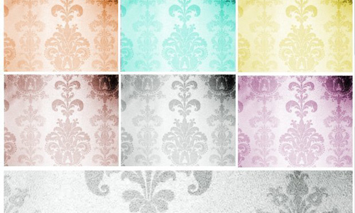 Damask Ornate Lite