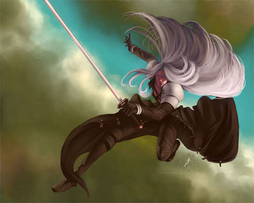 Sephiroth Paper