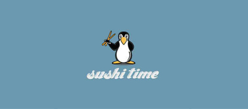 Sushi time logo