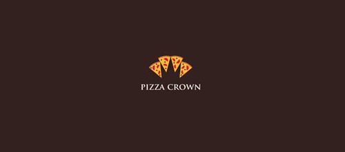 pizza crown logo