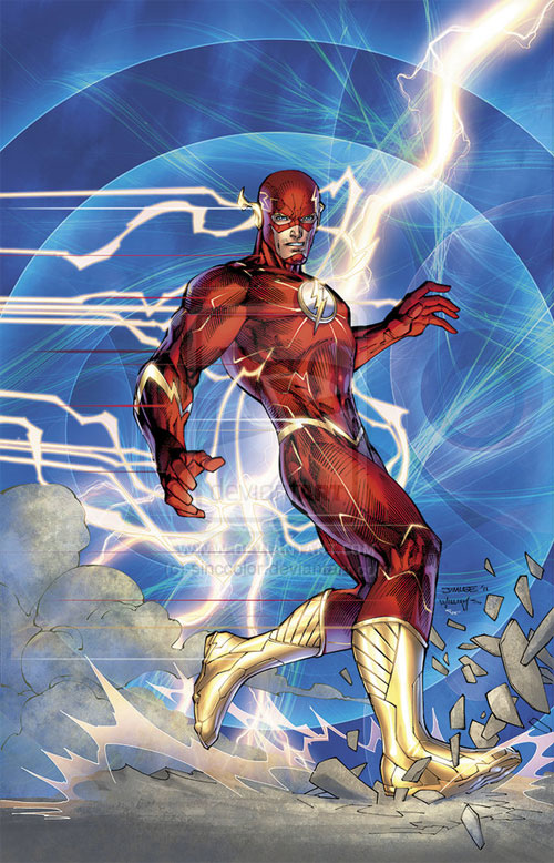 Flash No.3 variant