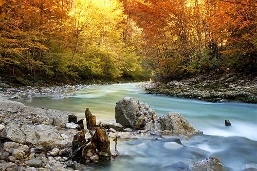 Never Ending River