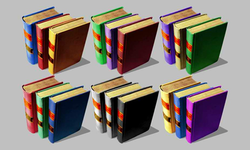 Books Icons for Vista