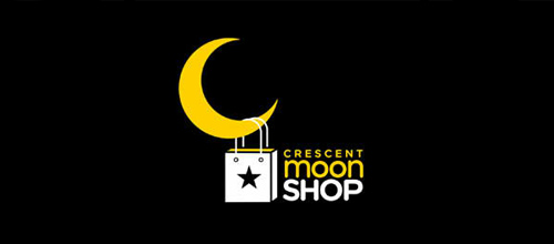 Crescent Moon Shop logo