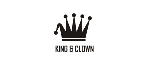 KING & CLOWN logo