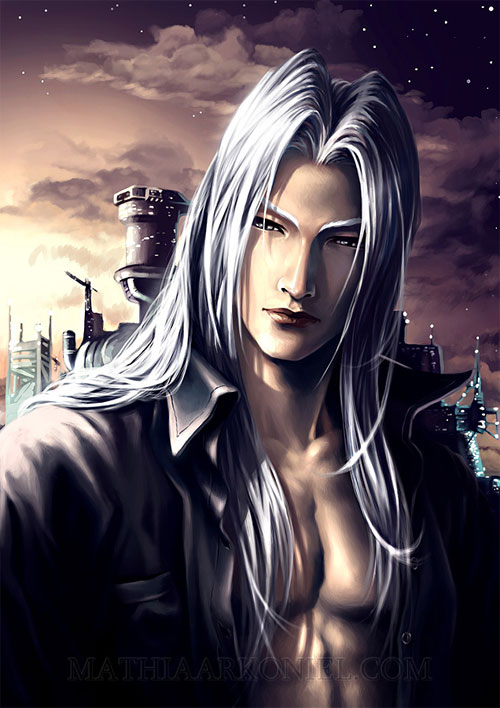 ff7: Sephiroth