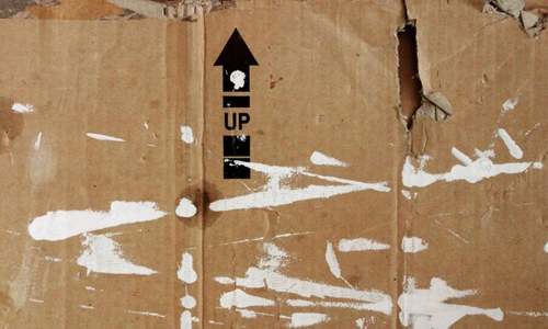 Texture: cardboard 2