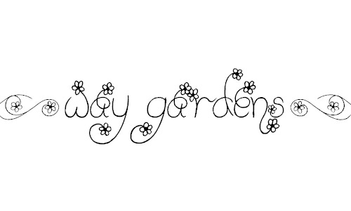 garden floral fonts free