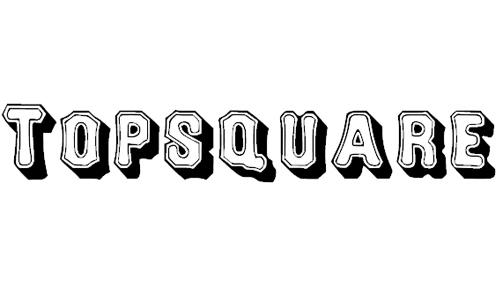 Topsquare font