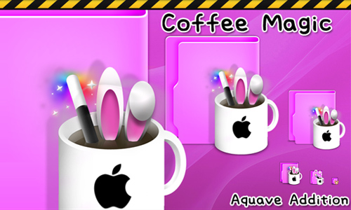Coffee Magic- Aquave add-on