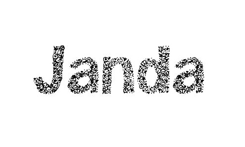 Janda Rosalie font