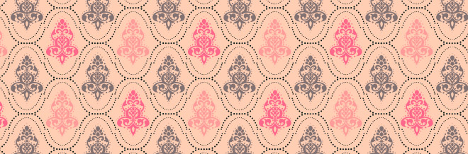 A Collection of 150+ Artistic Damask Pattern Designs