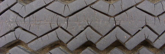 30 High Quality and Operative Rubber Tire Textures