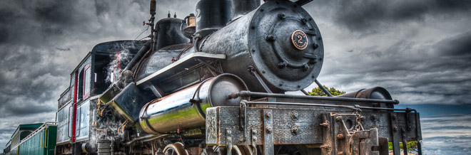 30 High Quality Examples of Train Pictures