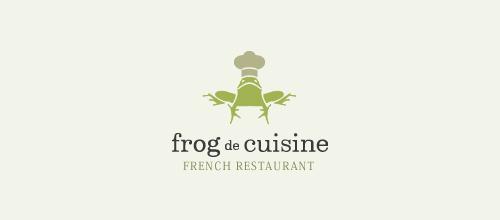 Frog de cuisine logo