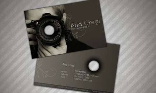 Tips in designing business card for photography naldz graphics know your target audience colourmoves