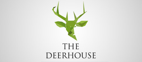 deerhouse deer logo