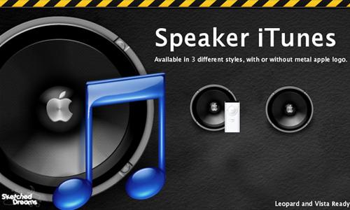 Speaker iTunes