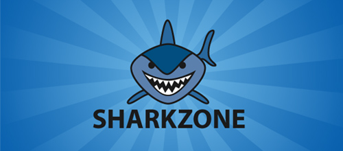 sharkzone logo