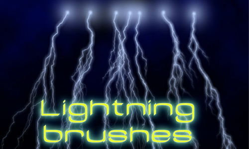Lightning brushes Vol. 2