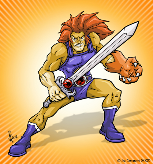Thundercats Lion-O
