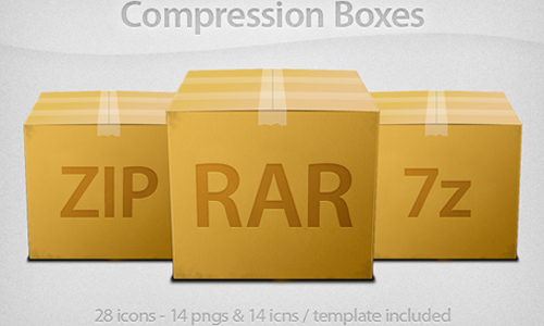 Compression-boxes