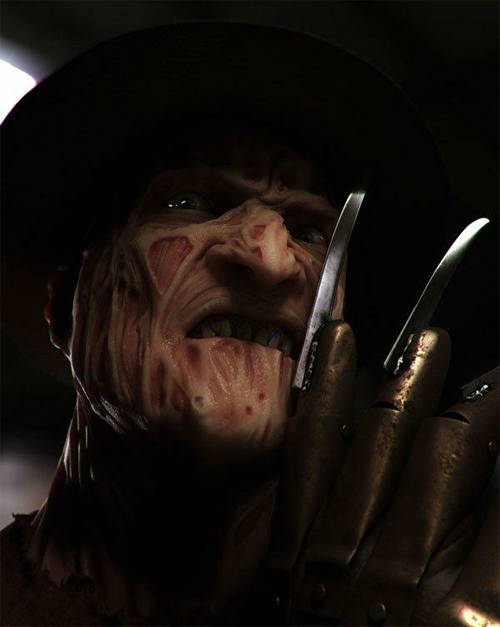 Making of Freddy Krueger