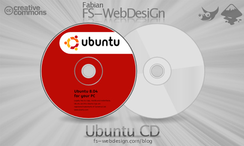 Ubuntu CD Hardy 8.04