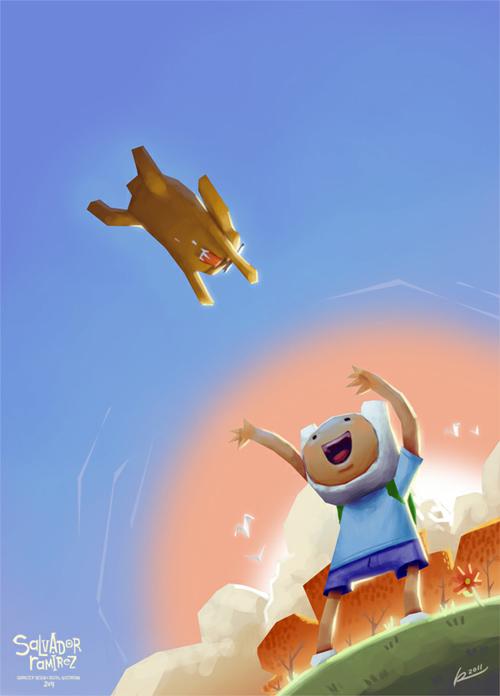 Adventure Time FYLD
