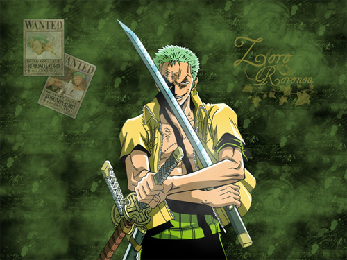 Zoro - You are my Hero
