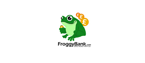 froggy bank logo