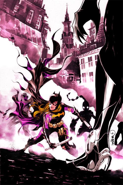 Batgirl 23