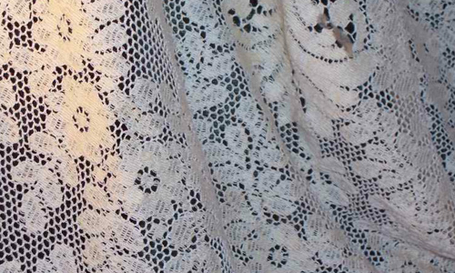 plain antique lace