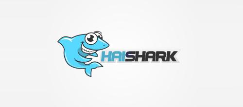 si shark logo