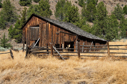 Barn Pine Creek